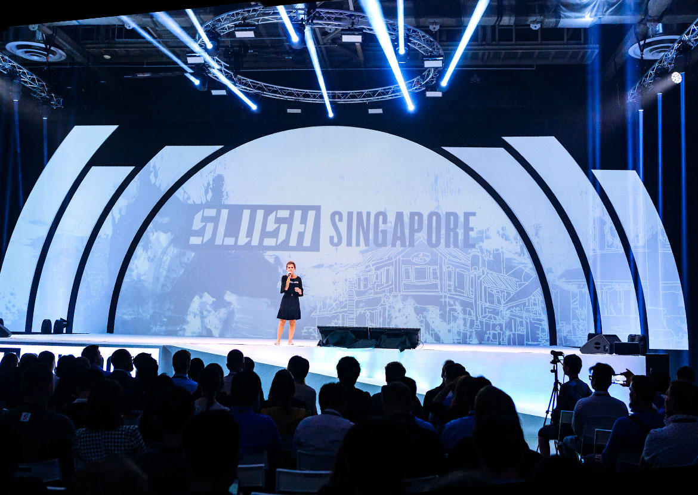 SLUSH SINGAPORE 2017