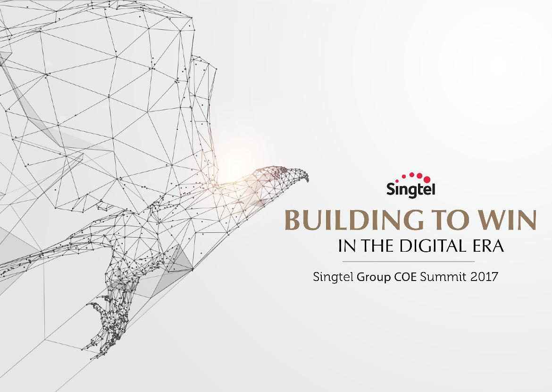 Singtel Group COE Summit 2017