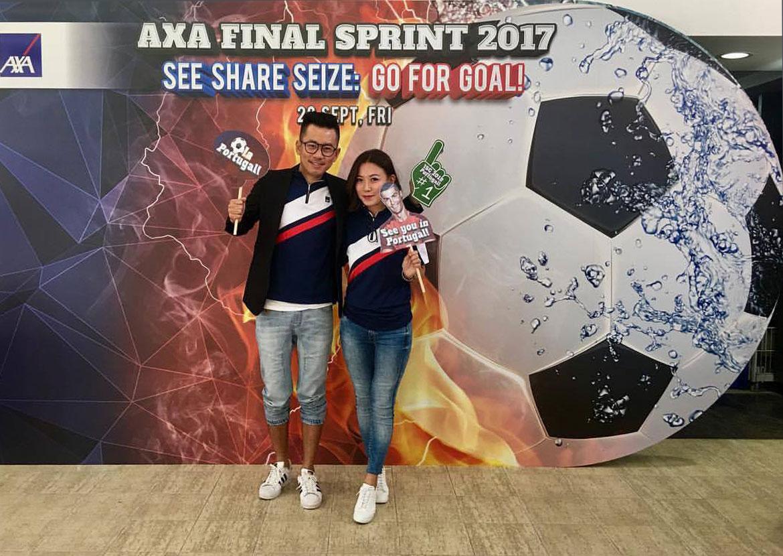AXA Final Sprint 2017