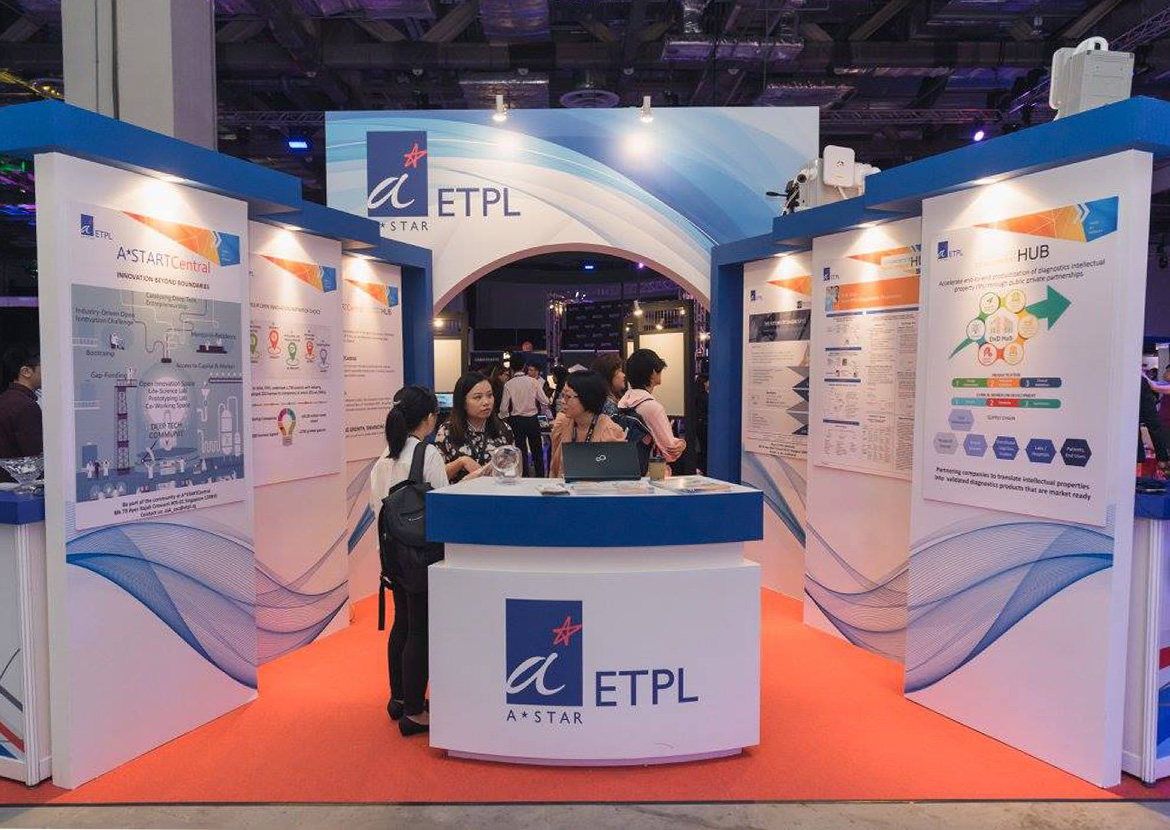 SWITCH 2017 ETPL Booth