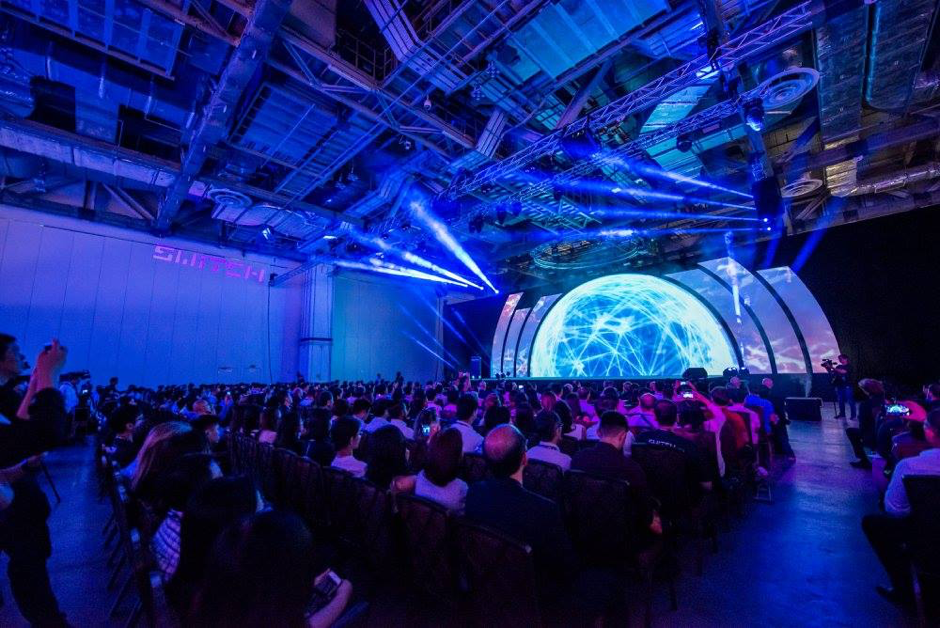 Highlights of Singapore's Biggest Tech Event of 2017