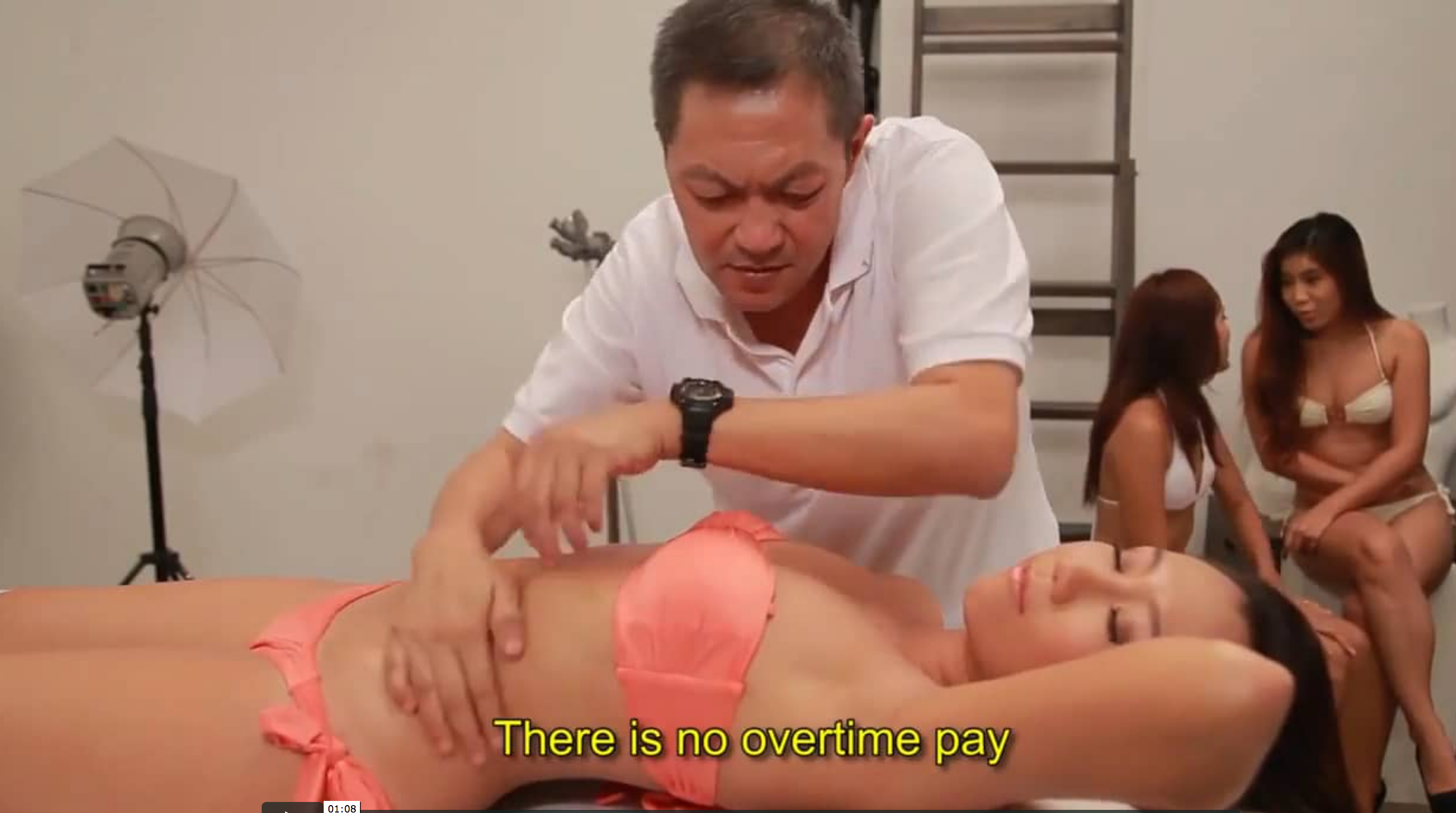 The Uncle that went Viral! Catching Up With Singapore's Massage Uncle (via RICE)