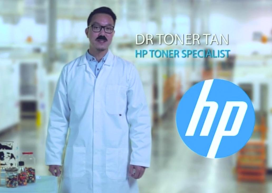 HP Supplies Leadership Summit Video
