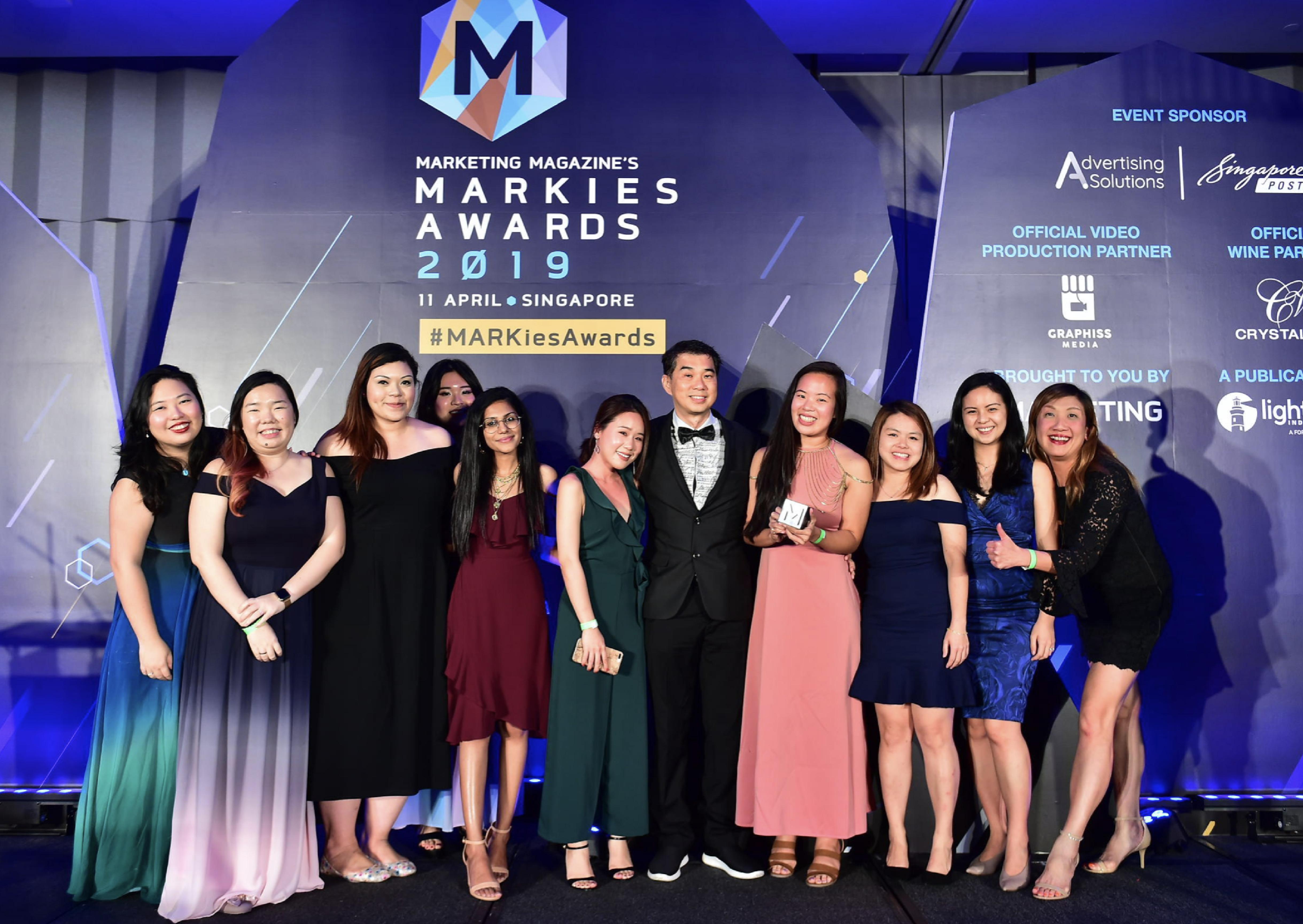 MARKIES AWARDS 2019